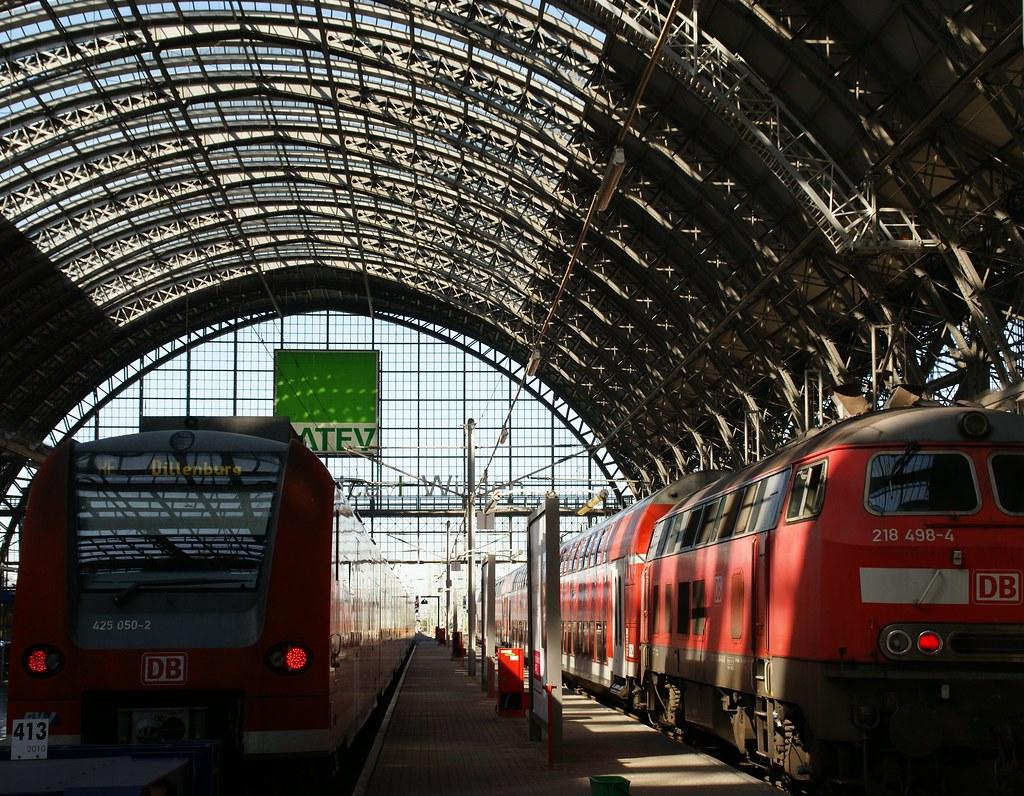 Frankfurt Hauptbahnhof News