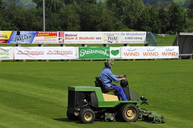 Football Camp Styria ATV Irdning Austria Steiermark Sport Copyright 2012 B. Egger :: eu-moto images 9322