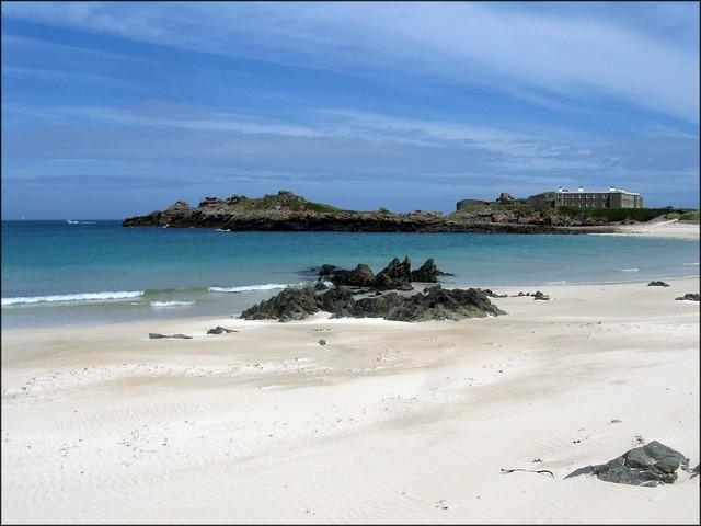 Saye Beach, Alderney