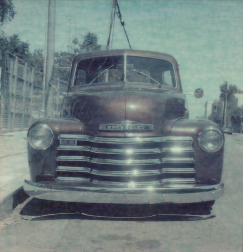 Metallic Brown Chevy Pickup | by tobysx70