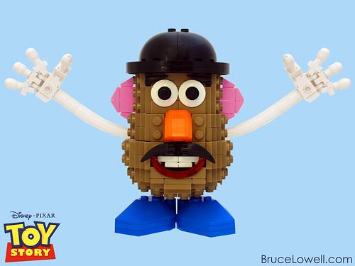 LEGO Mr. Potato Head