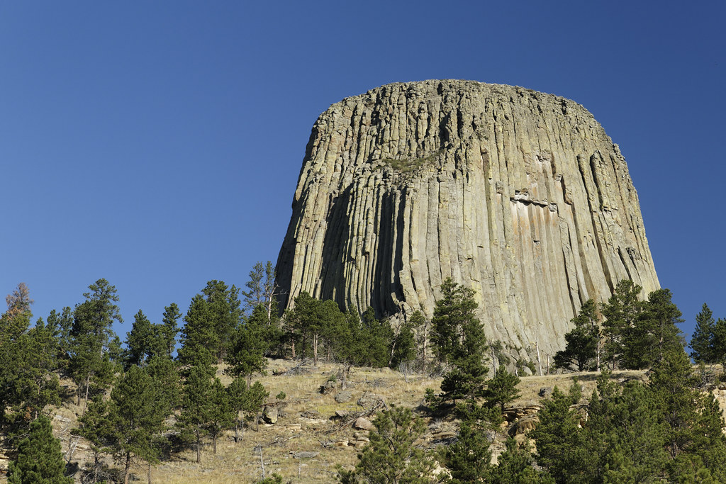 Devils Tower Wy >> Devils Tower Wy The Movie Close Encounters Of The Third K