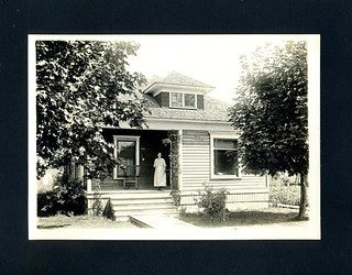 Filena Jueleen's Home, Lebanon, Oregon, 1923 | by OSU Special Collections & Archives : Commons