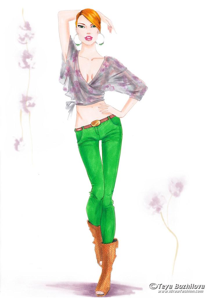 Fashion Design Learn How To Draw Fashion Sketches Wwwidr