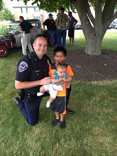 2016 Coppertree Back to School Event | by speedwaycommunitypolicing