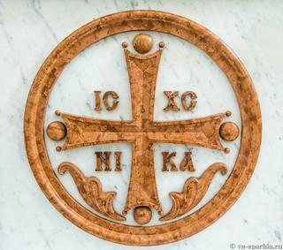 Литургия в Хутынском монастыре 60