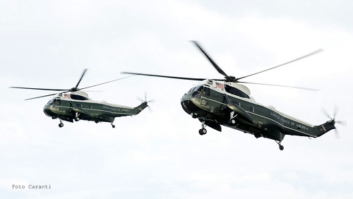 One of these is the Marine One