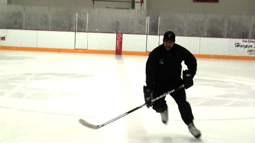 Brad Perry demonstrating a drill | by Brad Perry
