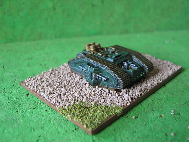 Kingdom of Britannia Bulldog Medium Tank