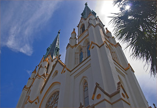The Cathedral of St. John the Baptist -- Savannah (GA) 2012 | by Ron Cogswell
