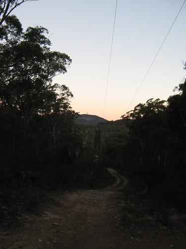 sunset australia bushwalking nsw newsouthwales welby southernhighlands boxvalewalkingtrack mountgibraltar