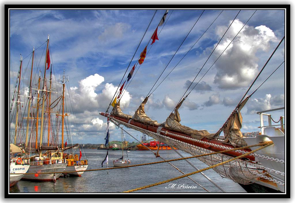 Tall Ships Race 2012 A Coruña M Piñeiro Flickr