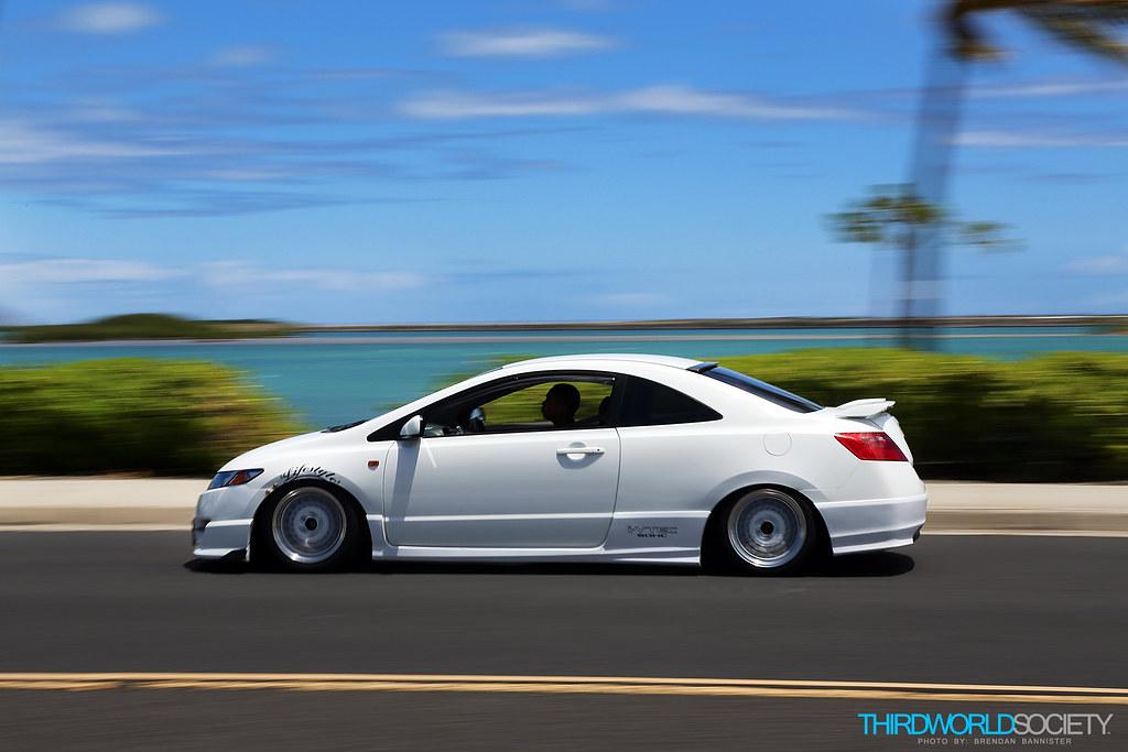 Hellaflush Honda Civic Coupe 8thgen Photo By Brendan Banni Flickr