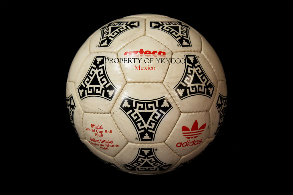 8584f4f1701 ... TANGO AZTECA MEXICO RED LETTERS OFFICIAL FIFA U20 WORLD CUP CHILE 1987  ADIDAS TOURNAMENT MATCH USED