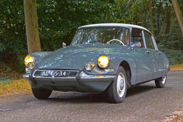 Citroën ID 19P 1964 (3418)
