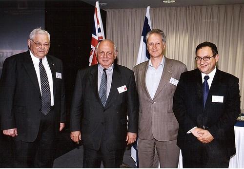 אורחי לשכת המסחר האוסטרלי בישראל עם  Barry Ben Zeev | by barrybenzeev