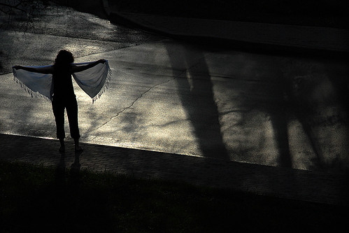 street people woman monochrome silhouette photography photo nikon mood afternoon shadows photos latvia photograph nikond200 kristinelicis