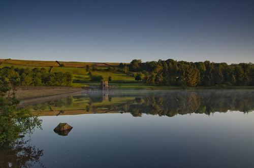 summer reflection sunrise nikon northyorkshire northyorkshiremoors osmotherley codbeck pd1001 d7000 pauldowning pauldowningphotography