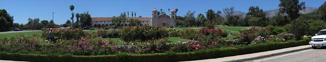 IMG_8924_5 120724 Santa Barbara Postel rose garden Mission ICE rm stitch99