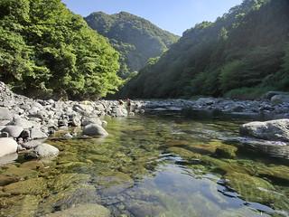藤野キャンプ場 サイレントリバー(神奈川県津久井) | by waoxwao