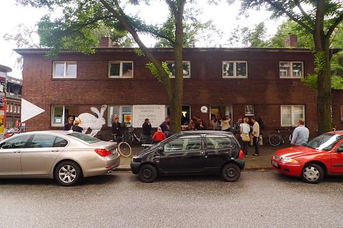 Galerie Hafentor 7 im Sommer 2012, Hamburg // 7719783228_b746c2b92f.jpg
