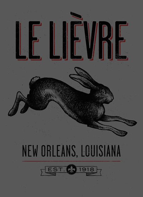 Le Lievre/The Rabbit