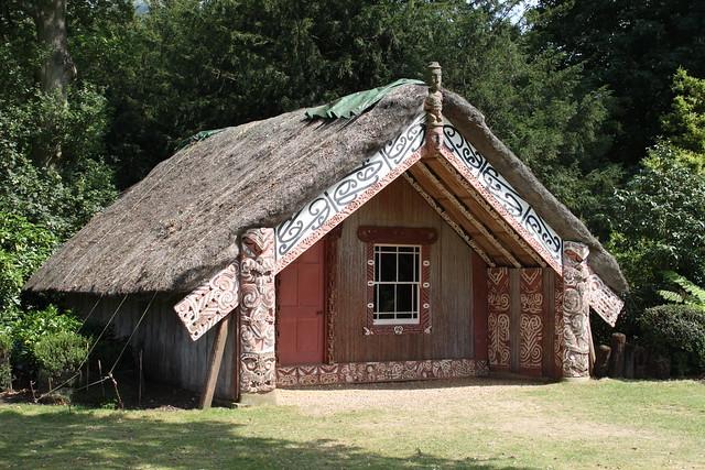 Hinemihi - Maori Meeting House