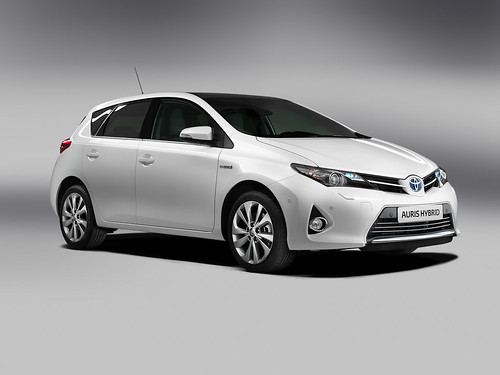 Toyota Auris Hybrid 2013 Exterior | by Toyota Motor Europe