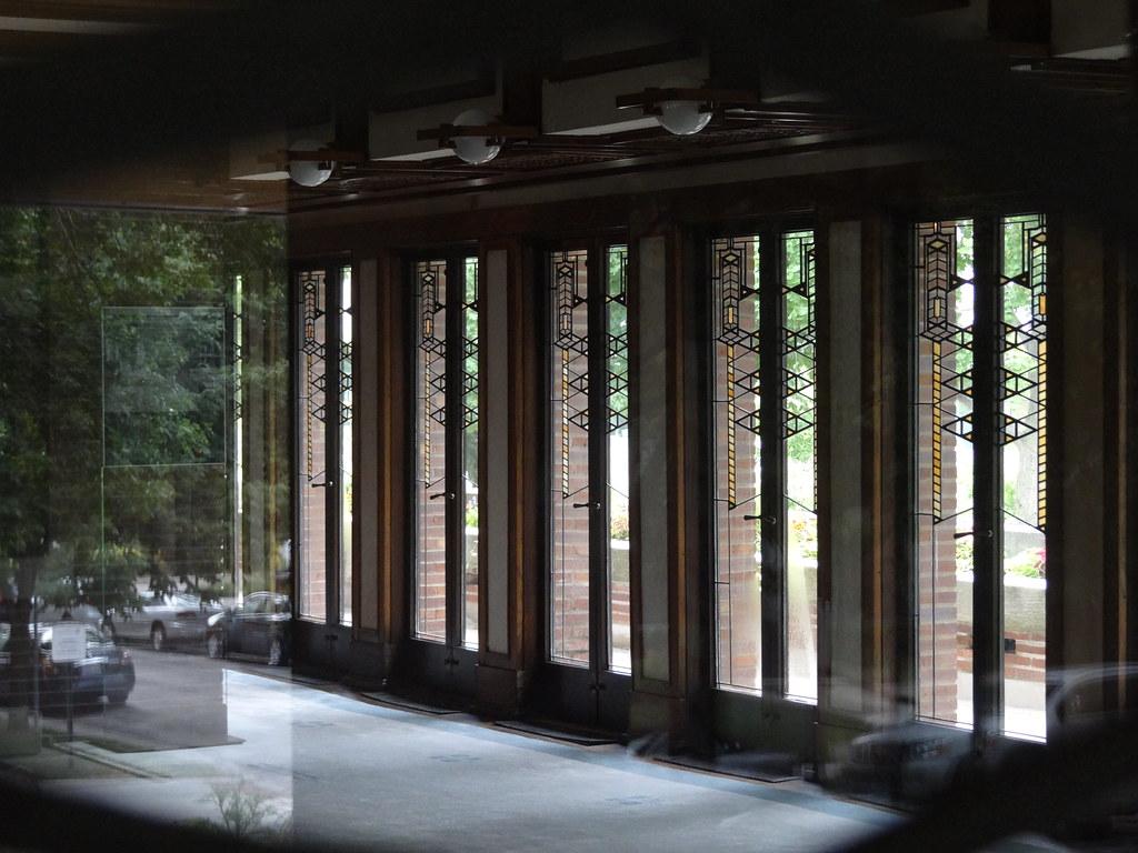 Robie House (Frank Lloyd Wright) - Chicago IL {juli 2012}