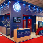 FIDAE 2018 USA-Canada Partnership Pavilion Exhibitor Booths
