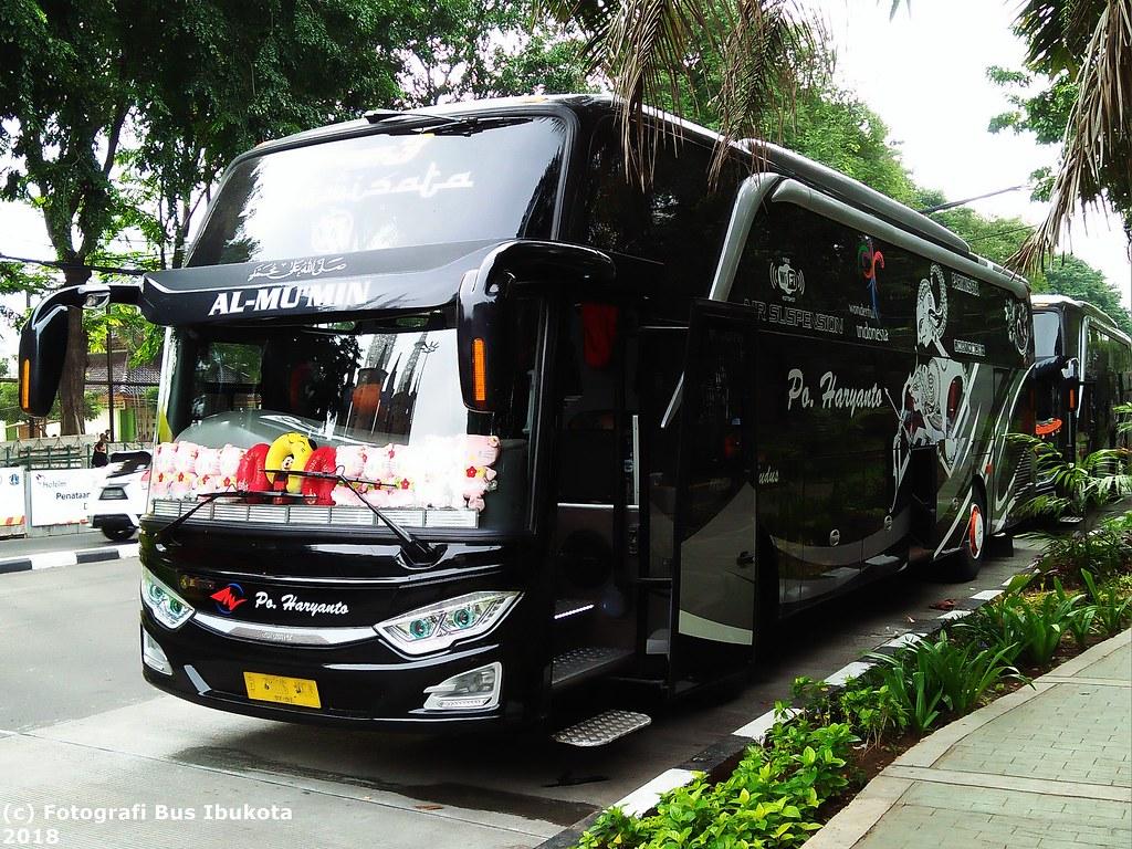 Haryanto Hr 23 Hino Rk8 Adi Putro Jetbus 3 Hdd Istiqlal
