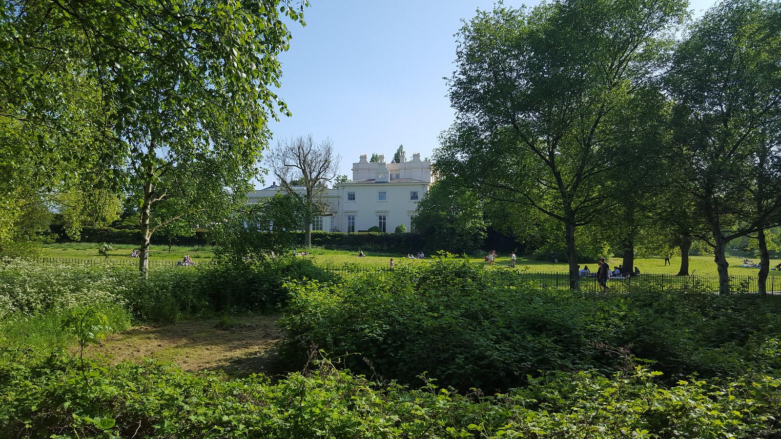 Regent's Park and Primrose Hill walk