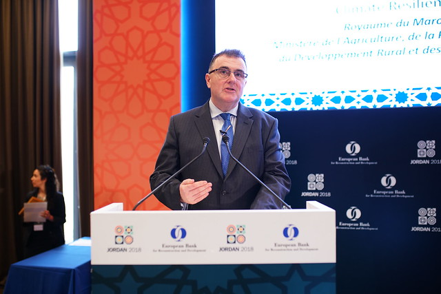 EBRD's Sustainability Event