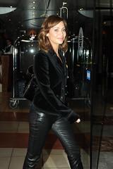 EXCLUSIVE: Natalie Imbruglia arrives at City Hotel in Sydney, Australia