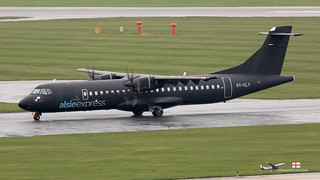 OY-CLY ATR-72 ALSIE EXPRESS | by John Mason 2019