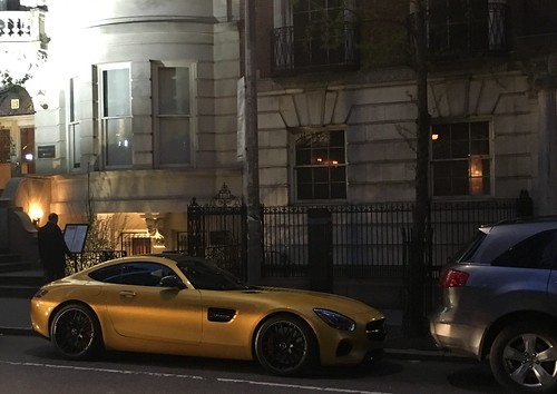 2018 Mercedes-Benz AMG GT Photo