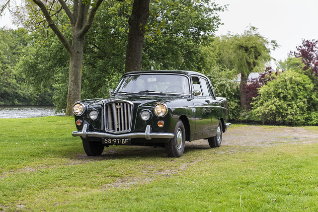 1966 Wolseley 6/110 MARK II