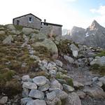 Klettern im Bergell 2014