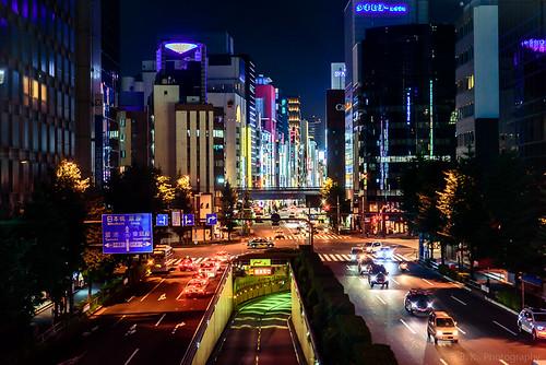 Tokyo City Lights | by fbkphotography