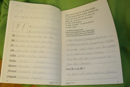 Handskrivning | by Helena Ferry