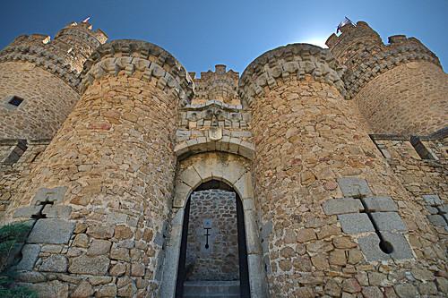 castillo de los Mendoza | by pegatina1