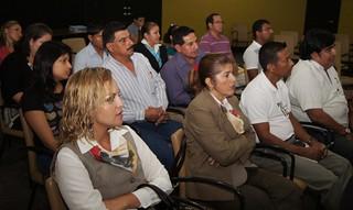 La capacitación estuvo dirigida a los representantes de los patronatos municipales de los cantones de la provincia del Guayas.   by Prefectura de la Provincia del Guayas