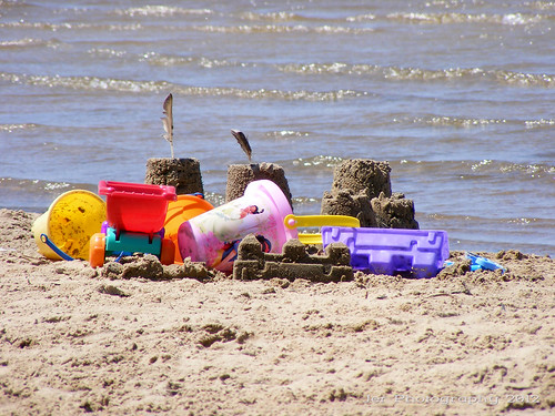 Sand Castles...   by Јerry