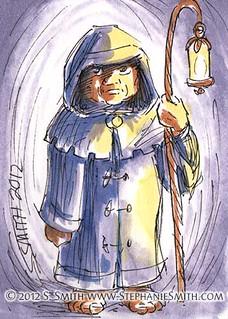 #8 Dwarf — Fantasy People series | by artsteph6