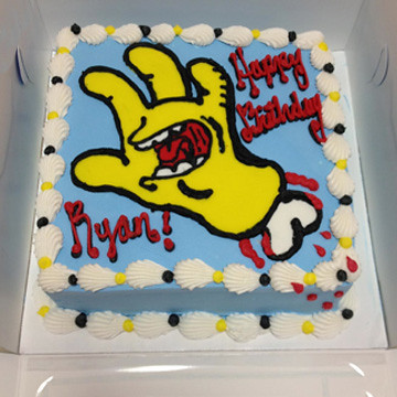 Magnificent Learn These Bart Simpson Birthday Cake Personalised Birthday Cards Veneteletsinfo