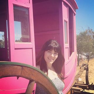 look, I found a carriage!   by sarahwulfeck