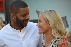 "Kerry Rhodes & Nicky Whelan at the ""Lights Out"" Hollywood Film Premiere #?LightsOut - DSC_0555"