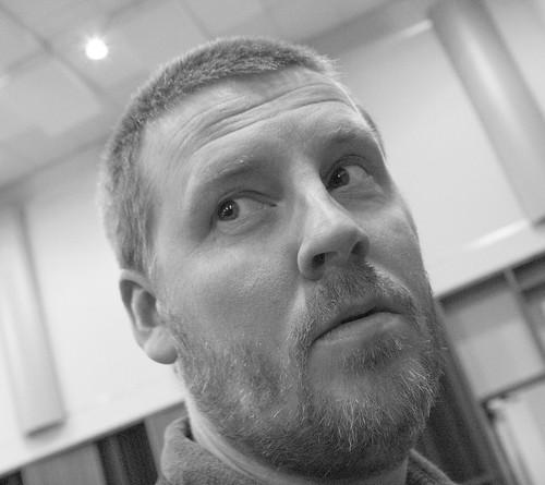 Dr Paul Vandemast Bell @ NIME 2016 | by johnrobertferguson