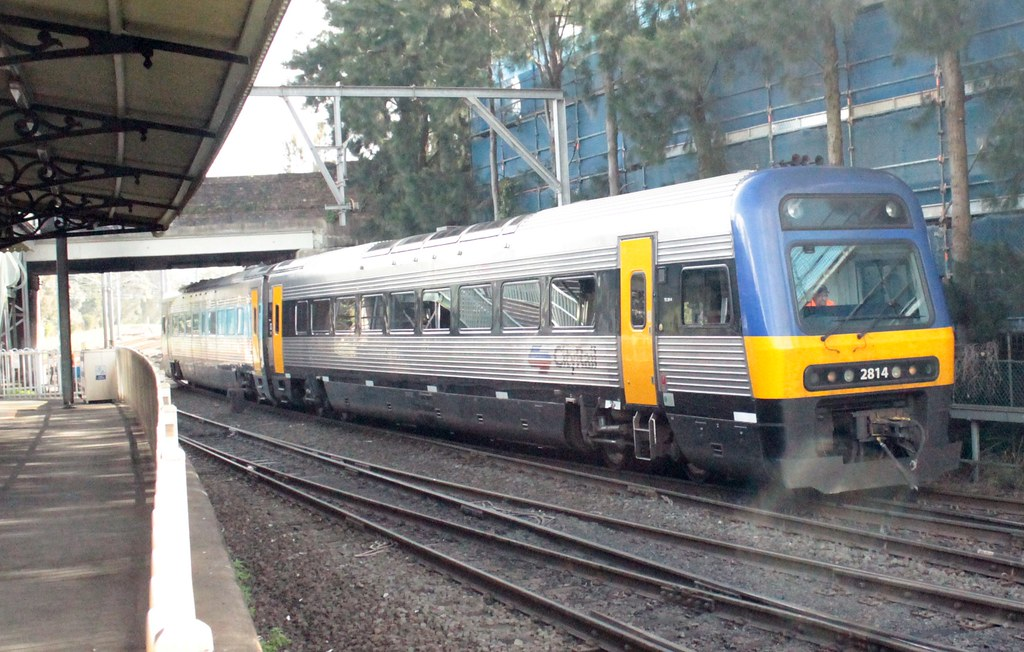 Endeavour and Explorer Car combo return to Eveleight at Marrickville by Anthony
