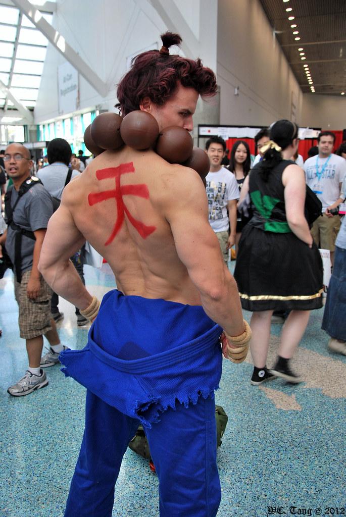 Akuma Gouki Akuma Gouki From Street Fighters Igetchu Flickr